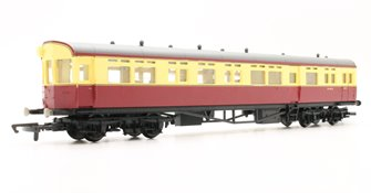 BR Autocoach, Crimson & Cream