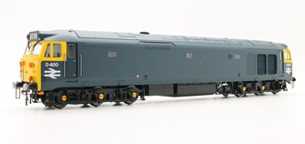 Class 50 D400 'Class 50 is Fifty' Special Edition Locomotive