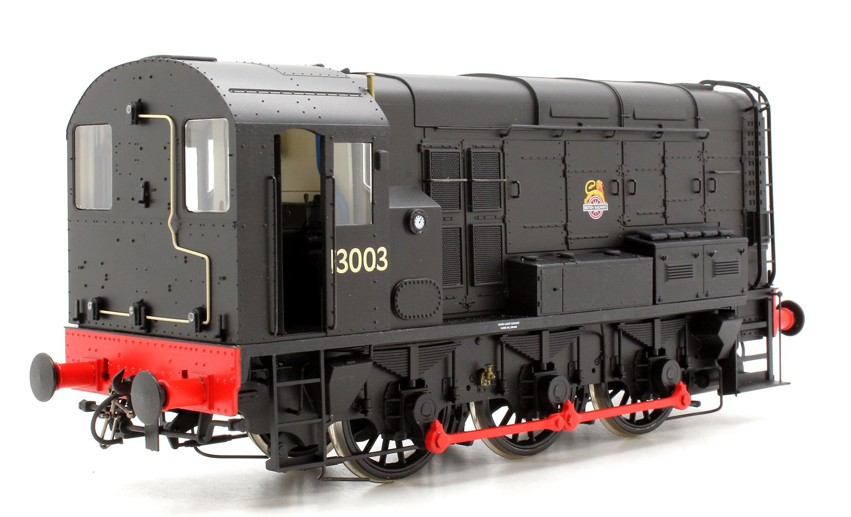 Class 08 BR Black 13003 (DCC-Sound)