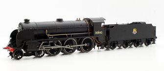 BR Black (Early) Maunsell Class S15 4-6-0 Steam Locomotive 30842