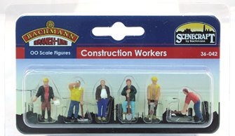 Figures - Construction Worker