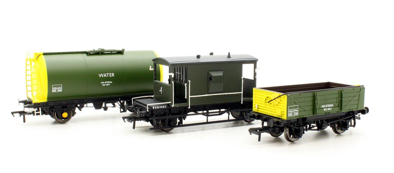 Military Manoeuvres Train Set