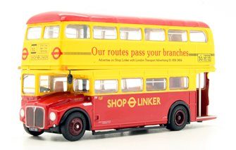 "EFE E31514 RM Routemaster London Transport ""Shop Linker"""
