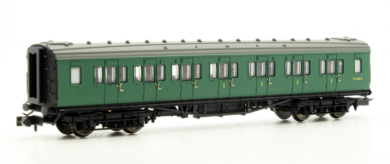 Maunsell Coach BR Composite Class SR Green 5149