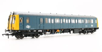 Class 122 Bubble Car #SC55013 BR Blue - DCC Fitted