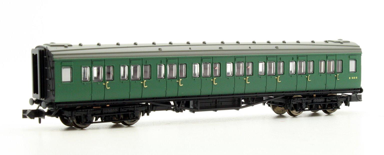 Coach 3rd Class BR SR Green 810