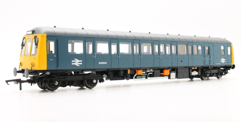 Class 122 Bubble Car #SC55013 BR Blue