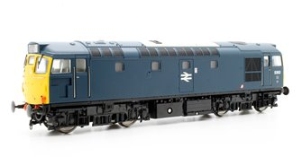 Class 27 5363 In Blue with Full Yellow Ends Diesel Locomotive