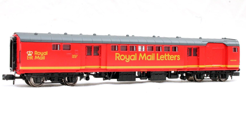The Night Mail Train Set