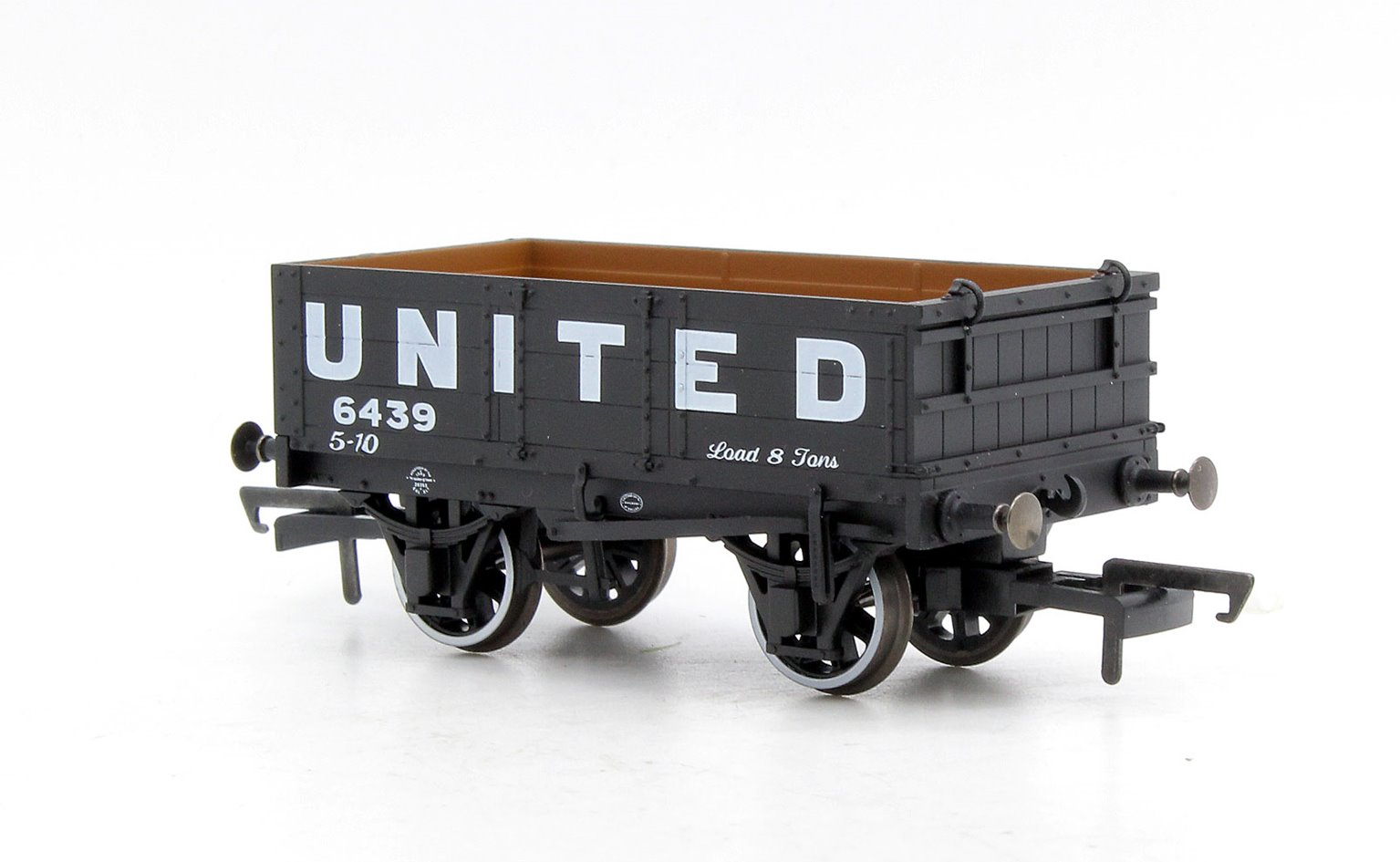 4 Plank Wagon - United Collieries 5439