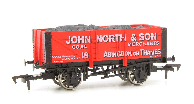 7 Plank Wagon - John North