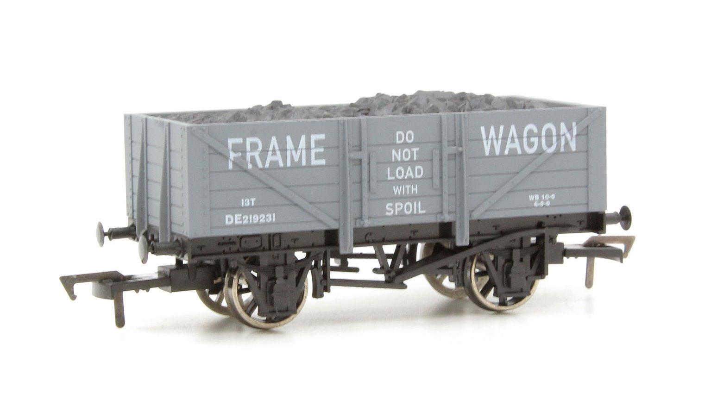 7 Plank Wagon - Frame Wagon