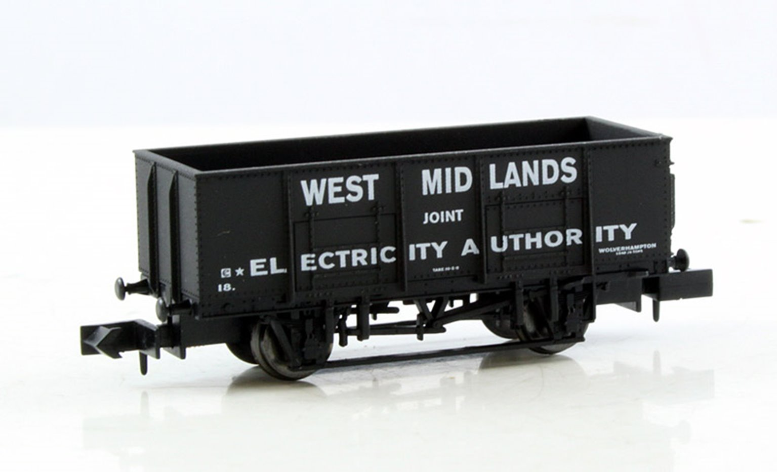 Dapol 2F-038-007 West Midlands Electricity 20 Ton Steel Mineral Wagon