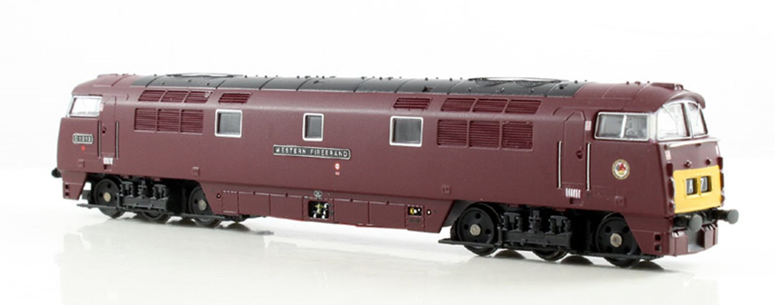 BR #D1012 Western Firebrand Maroon Small Yellow Panels