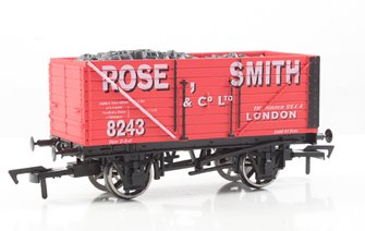 Rose Smith 8 Plank Wagon