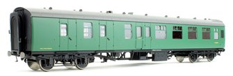 BR SR Green MK1 BSK Coach No. S34159 (DCC Fitted)