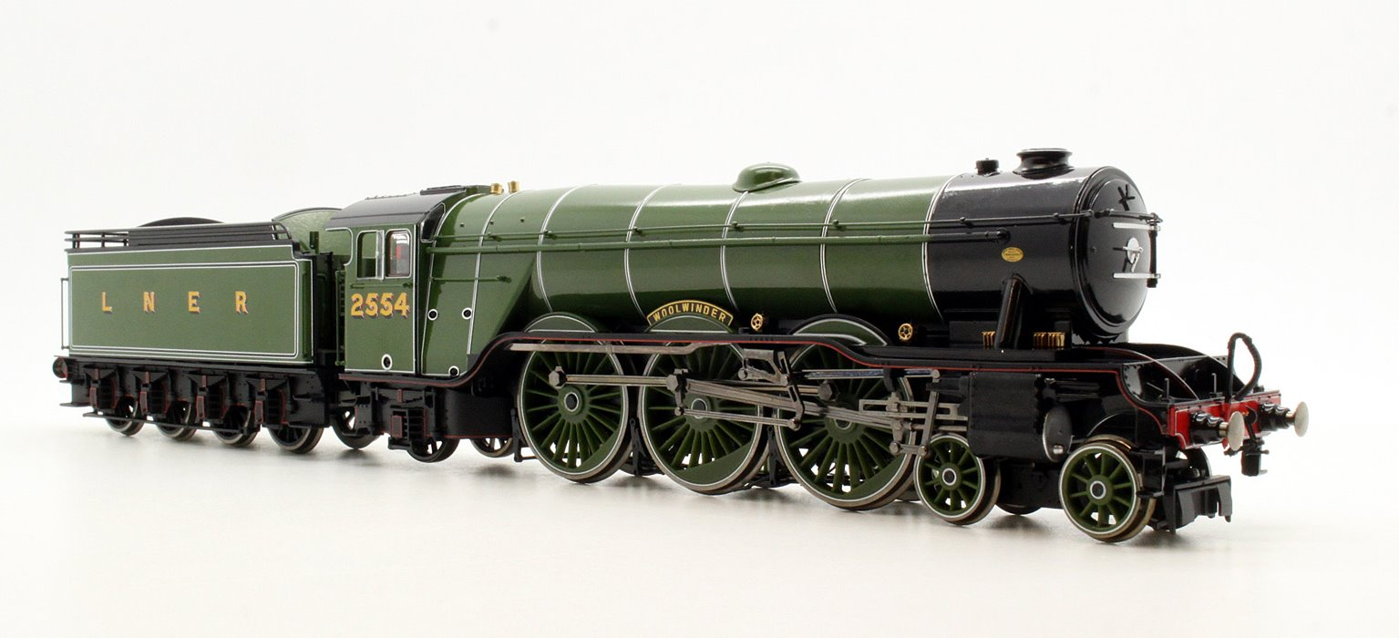 The Sir Nigel Gresley Collection