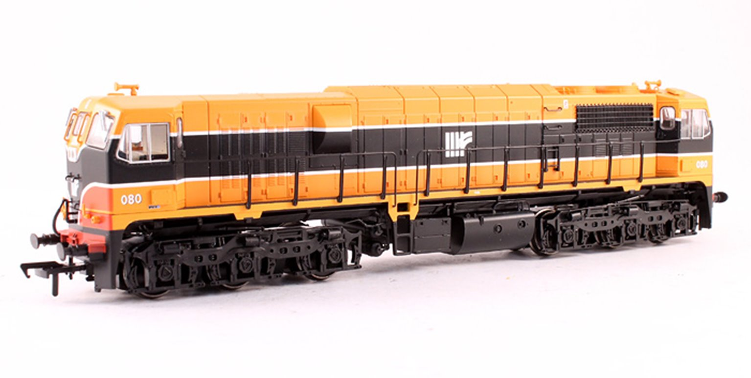 Class 071/111 IR Black/Orange Livery
