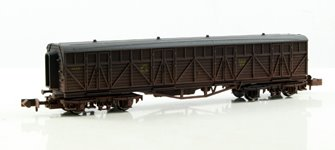 GWR Siphon G Wagon (Weathered) #1443