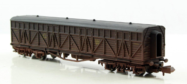 GWR Siphon G Wagon (Weathered) #1443