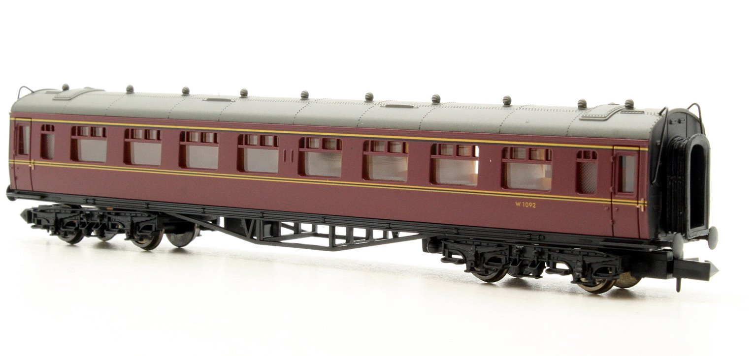 Collett Coach BR Second Maroon #W1092