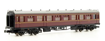 Collett Coach BR Second Maroon #W1104