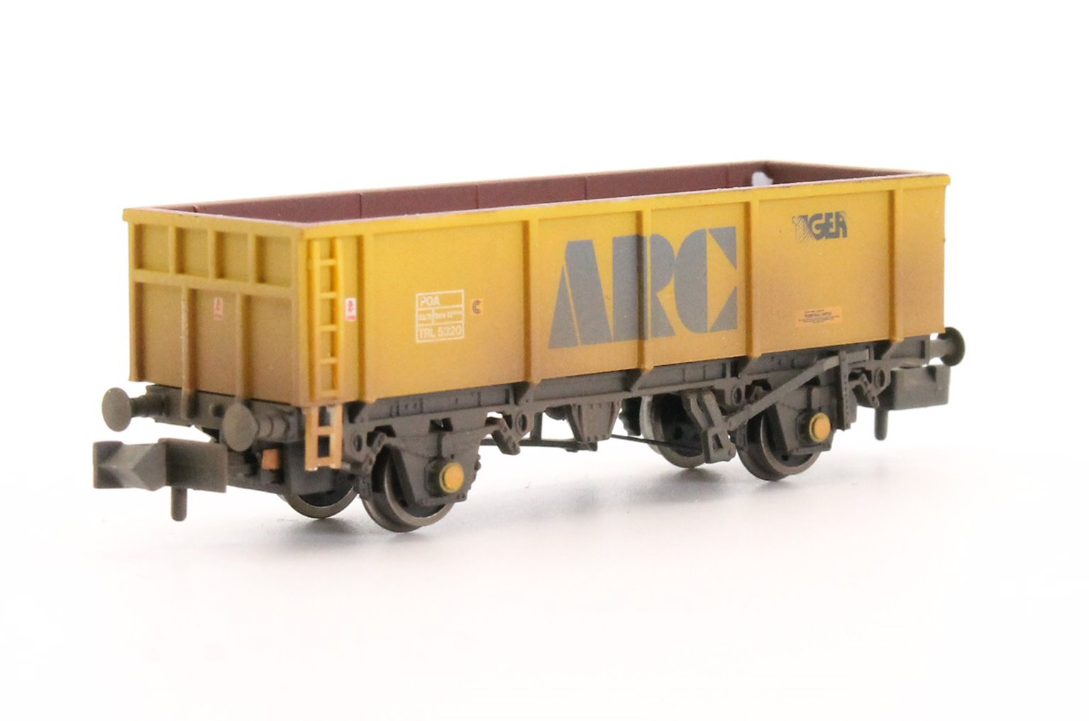 46T POA Mineral Wagon 'ARC' Weathered