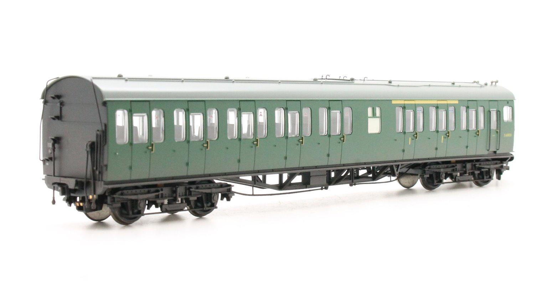 Class 205 DEMU 1121 BR (SR) Green (Small Yellow Panels) - Weathered