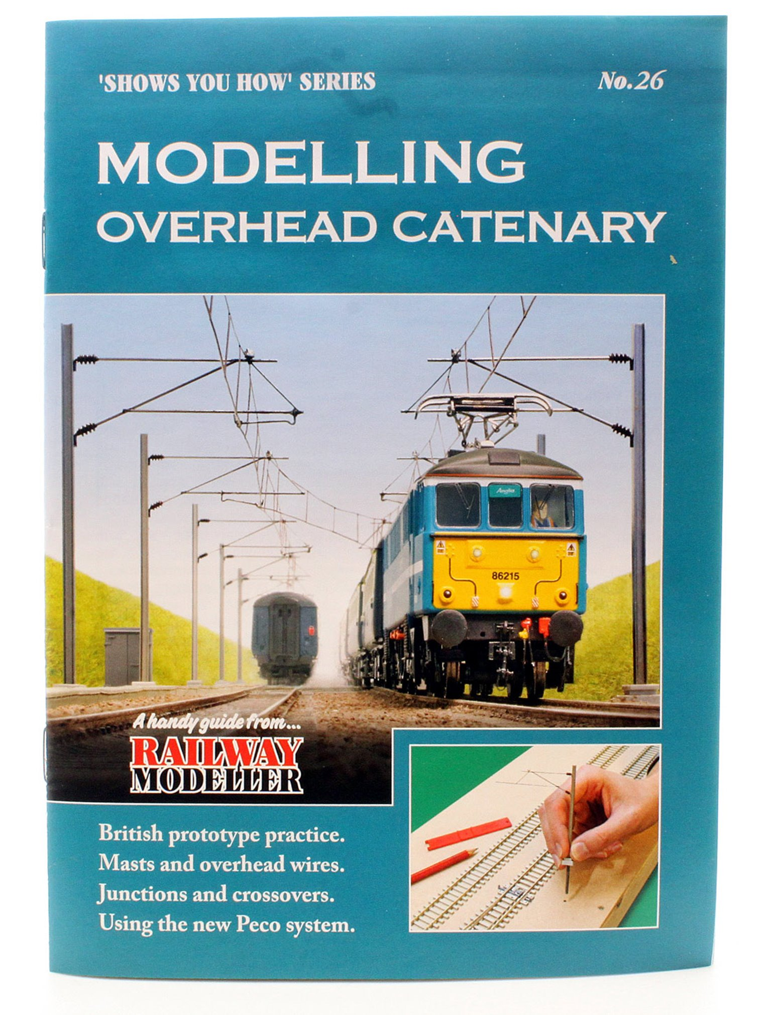 """""""Shows You How"""" Series - Modelling Overhead Catenary"""