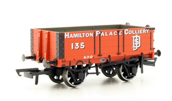 4 Plank Wagon - Hamilton Palace Colliery