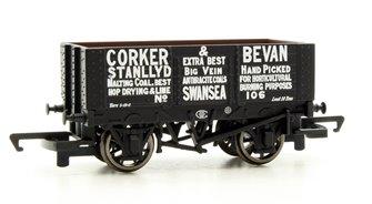 6 Plank Wagon 'Corker & Bevan'
