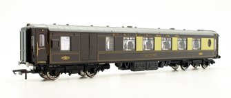 K-Type Pullman Third Class Parlour Brake Car 'Car No.80'