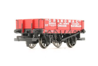 3 Plank Wagon 'Granomac'