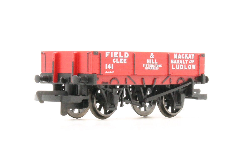 3 Plank Wagon 'Field and Mackay'