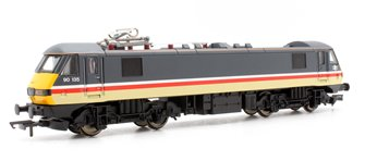 Class 90 135 Intercity Electric Locomotive