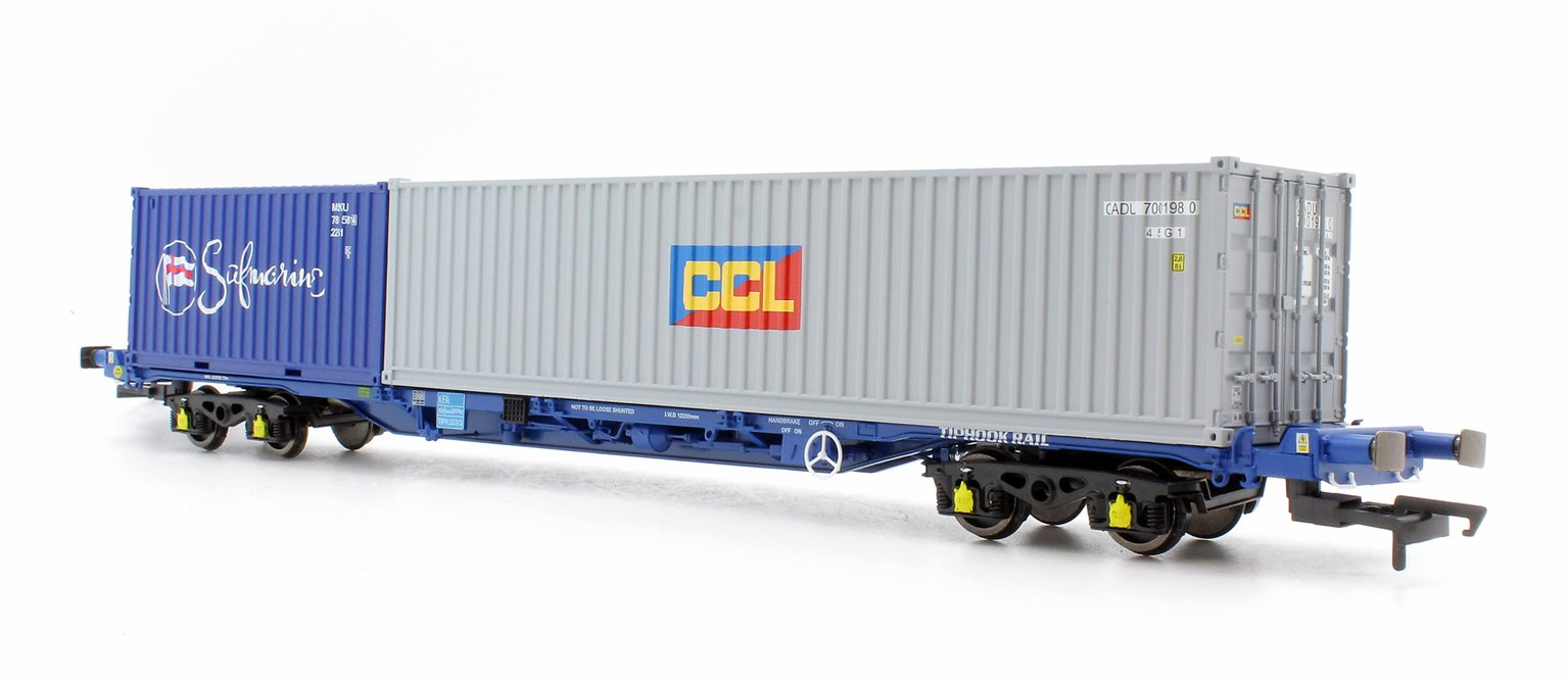 Tiphook KFA Container Wagon - CCL