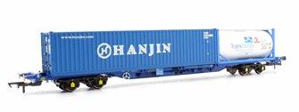 Tiphook KFA Container Wagon - Hanjin