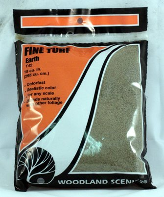 Earth Fine Turf (Bag)