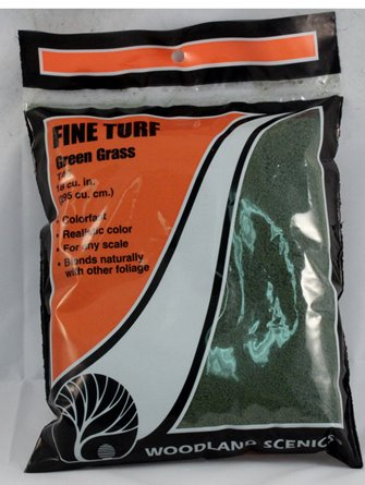 Green Grass Fine Turf (Bag)
