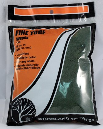 Weeds Fine Turf (Bag)