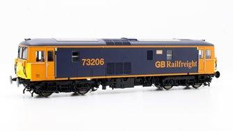 Class 73 'Lisa' GB Railfreight Blue/Yellow #73206