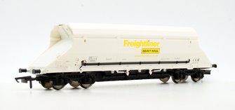 "Dapol 4F-026-012 HIA Freightliner White ""Heavy Haul"" Limestone Hopper - 369043"