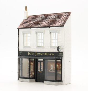 Low Relief 'Jo's Jewellery'