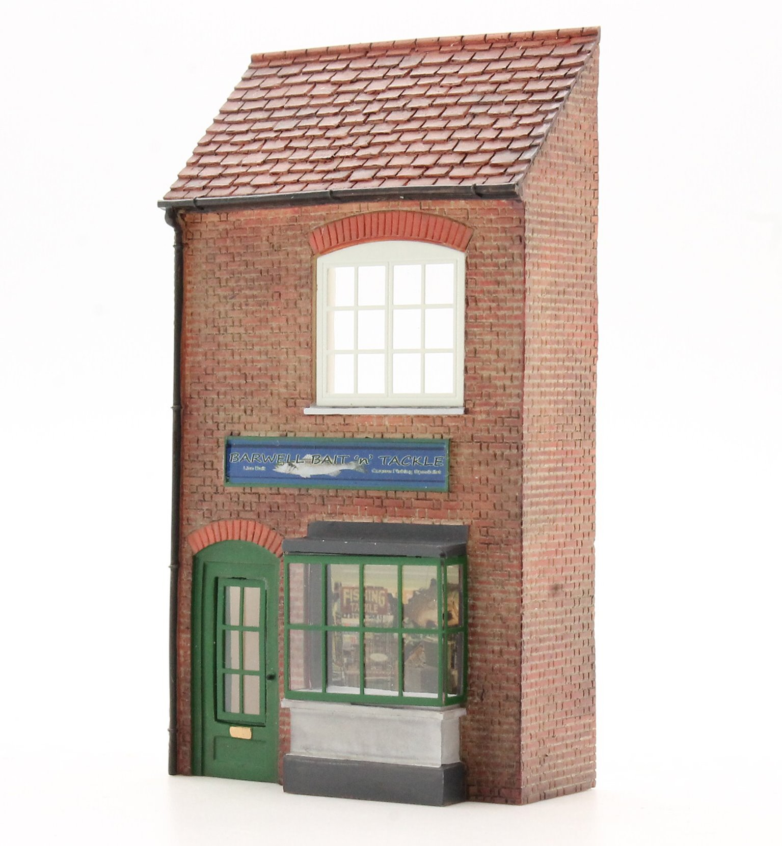 Low Relief Fishing Tackle Shop