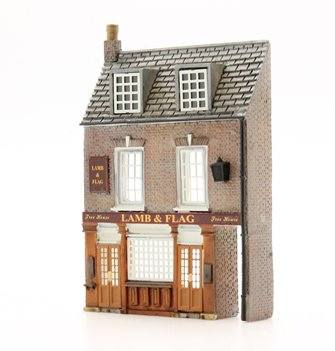 Low Relief Pub
