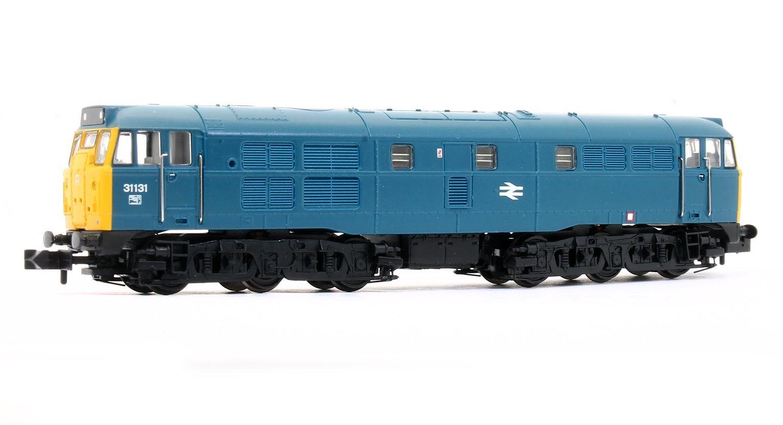 Class 31/1 31131 BR Blue Diesel Locomotive