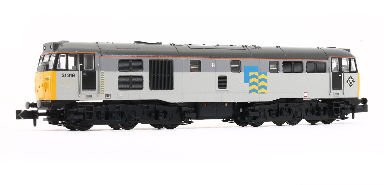 Class 31/1 (Refurbished) 31319 Railfreight Petroleum Locomotive
