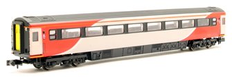 Mk3 Virgin East Coast 2nd Class Coach 42286