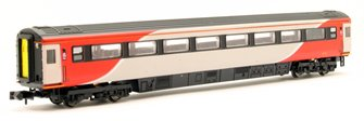 Mk3 Virgin East Coast 2nd Class Coach 42163