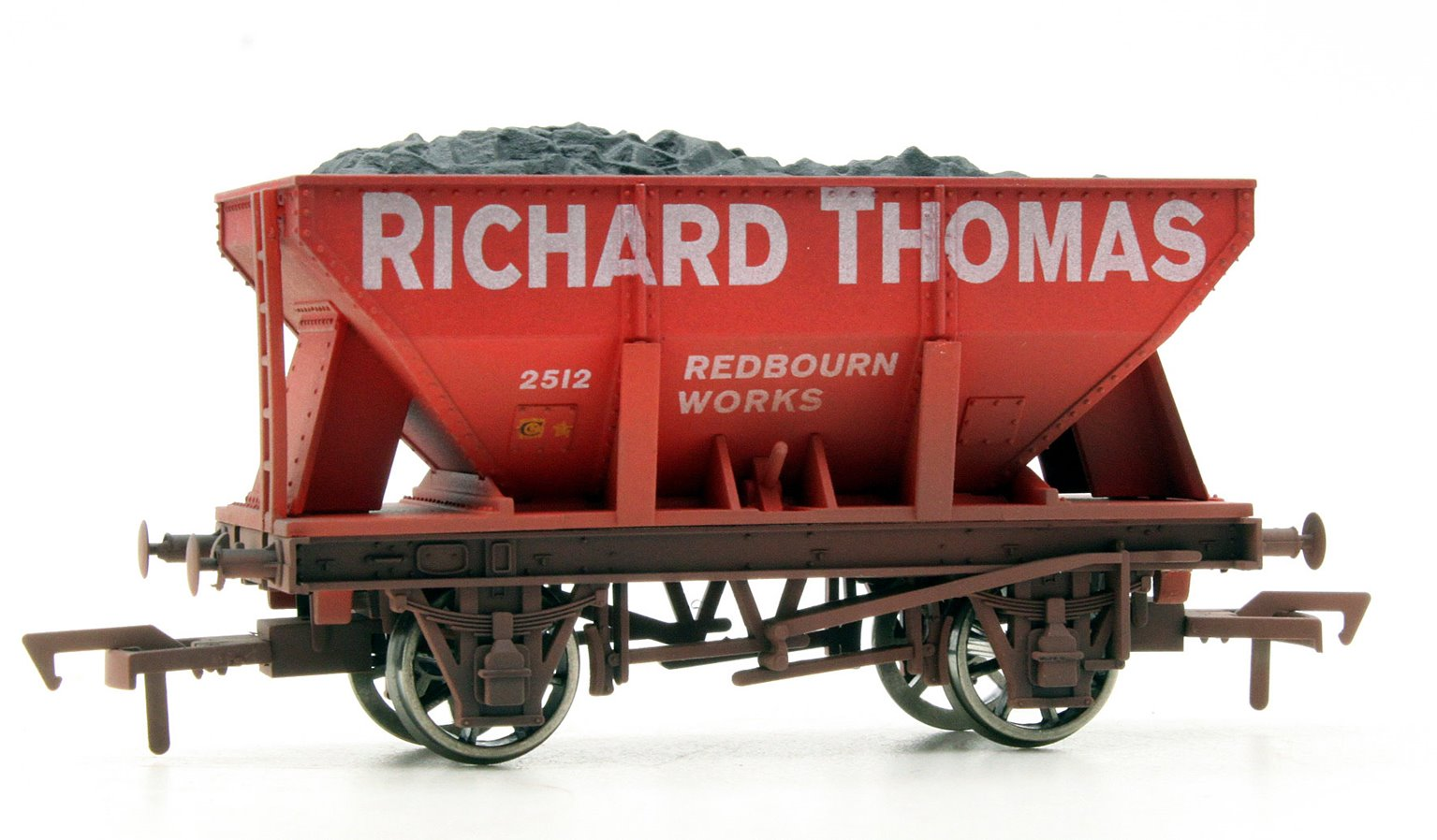 24T Hopper Richard Thomas - Weathered